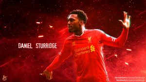 Daniel sturridge hd background