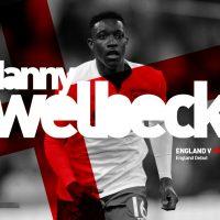 Danny welbeck england jersey