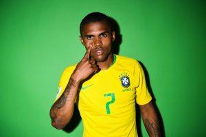 Douglas costa is black brazil