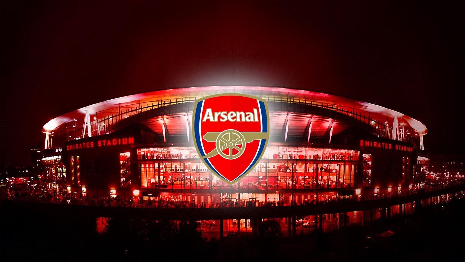 Emirates staditum arsenal background