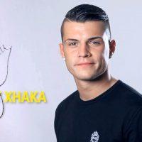 Granit xhaka face background