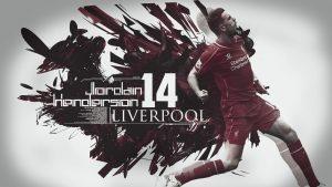 Jordan henderson midfielder