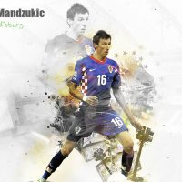 Mario mandzukic hd background