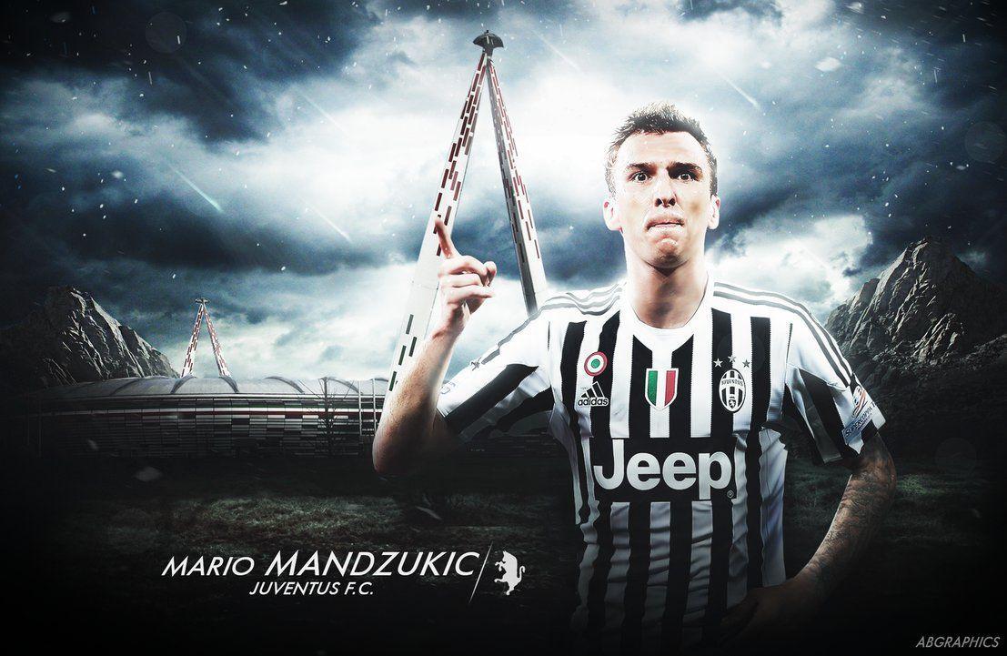 Mario mandzukic hd free wallpaper