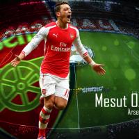 Ozil arsenal legend