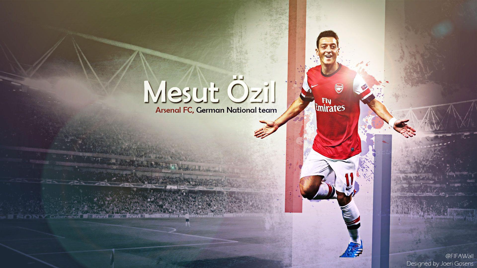 Ozil arsenal player