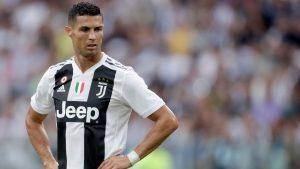 Ronaldo juve jersey
