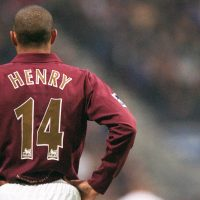 Thierry henry classic jersey