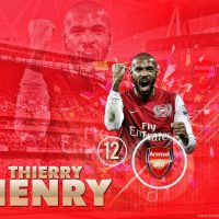 Thierry henry cool background