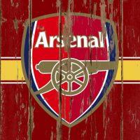 Arsenal logo background hd
