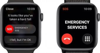 , Bug or Feature? Apple Watch Series 4 Doesn't Detect All Falls