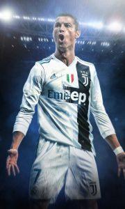 Ronaldo iphone wallpaper