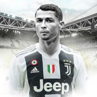 Ronaldo new face beard style