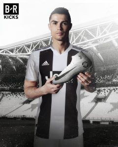 Ronaldo new shoe nike