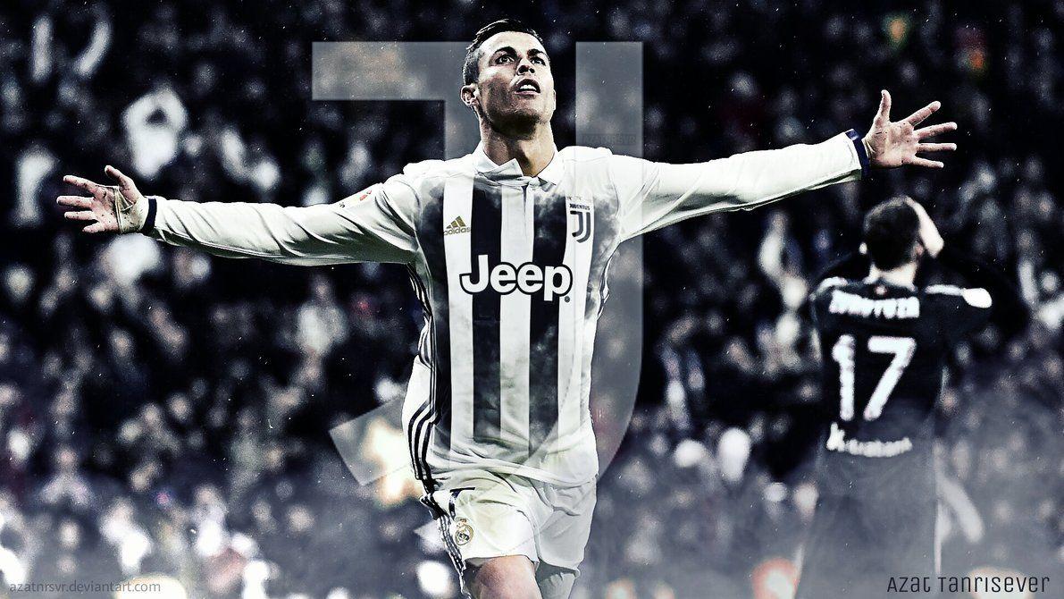 Ronaldo scores for juve