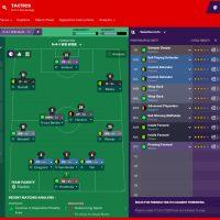 Winning Tactics Fm19