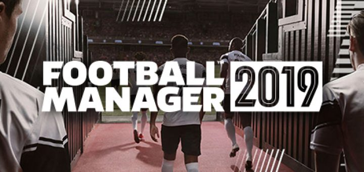 Football manager 19 official logo