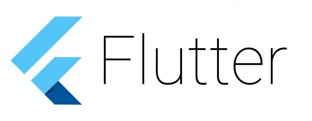 Flutter official logo
