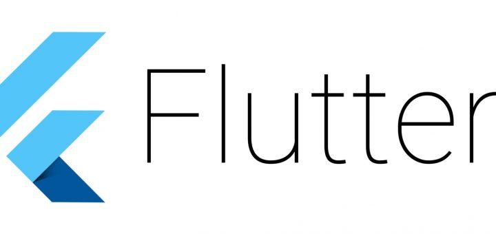 Flutter official logo