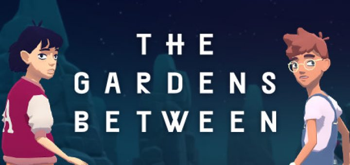 The gardens between official logo