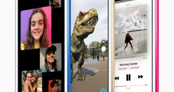 , Apple Unveils New iPod Touch with Group FaceTime and AR Support, A10 Fusion Chip