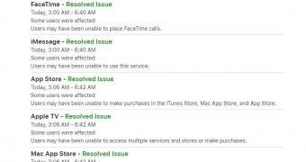 , It Wasn't Just You: App Store, iMessage, FaceTime Down for Many Users