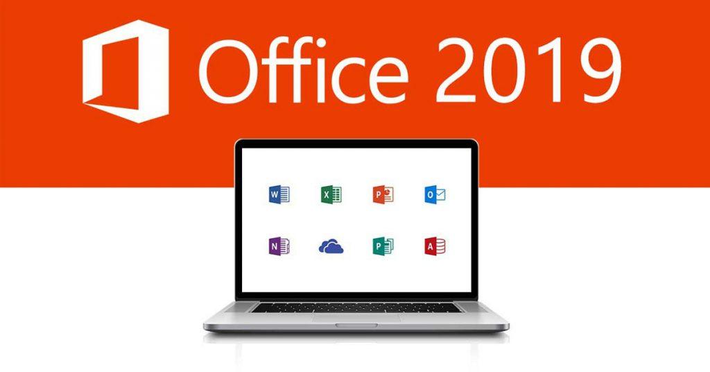 Office 2019 Macbook Logo