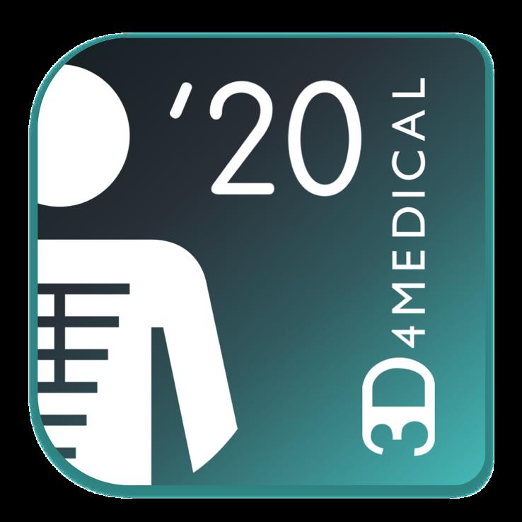 Complete Anatomy Platform 2020 Official Logo