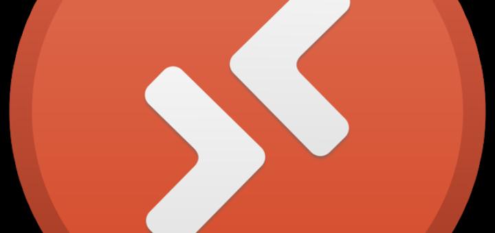 Microsoft rdp 10 official logo