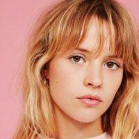 Angele closeup beautiful face