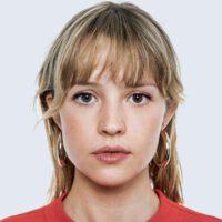 Angele face beautiful