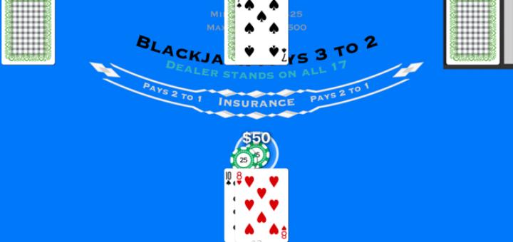 Black jack player