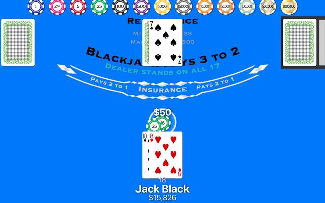 Blackjack Player for Mac