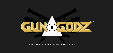 GUN GODZ Game Official Logo