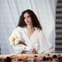 Sabrina claudio modeling