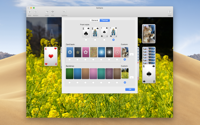 Solitaire Plus for Mac
