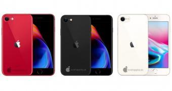 , New Leak Reveals Upcoming iPhone 9 Colors