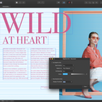 Create magazine with affinity publisher