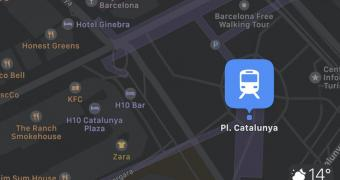 , Apple Maps Transit Directions Now Rolling Out in Europe