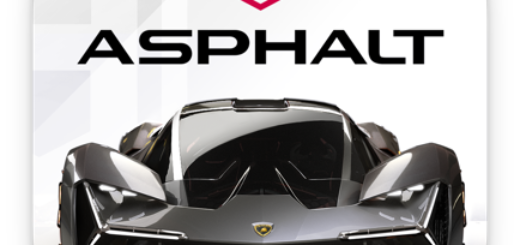 Asphalt 9 Legends Official Logo