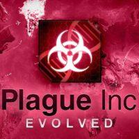 Plague inc evolved official logo