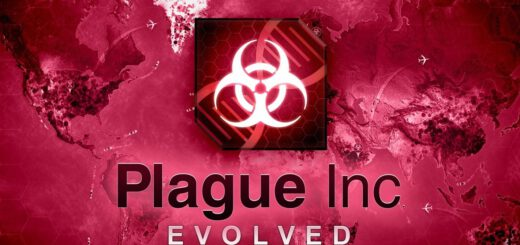 Plague Inc Evolved Official Logo