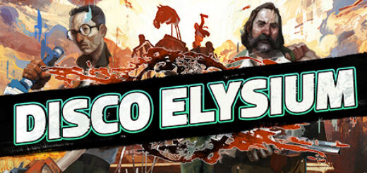 Disco elysium official header