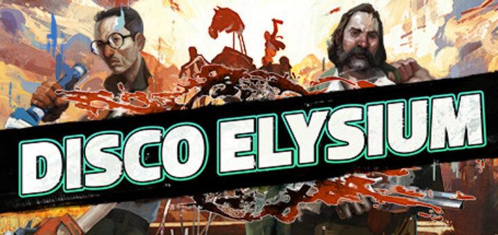 Disco elysium official header