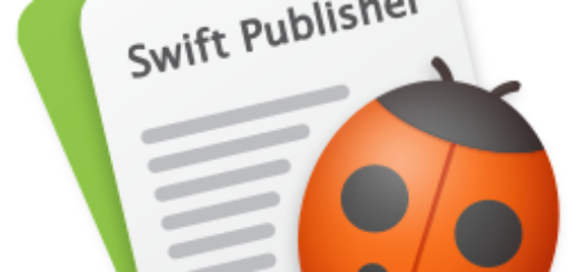 Swift Publisher Official Logo