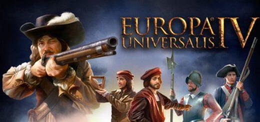 Europa Universalis IV Official Logo