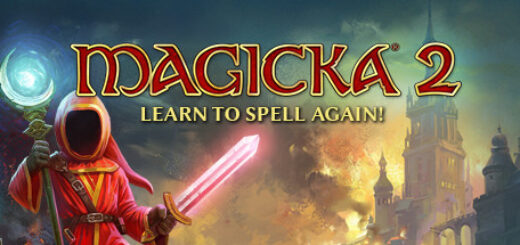 Magicka 2 official logo