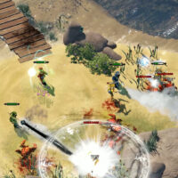 Magicka 2 multiplayer gameplay