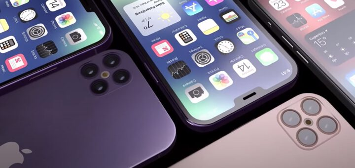 Iphone 12 looks yummy with an iphone 4 inspired design in this video 530838 2
