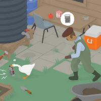 Goose stealing radio